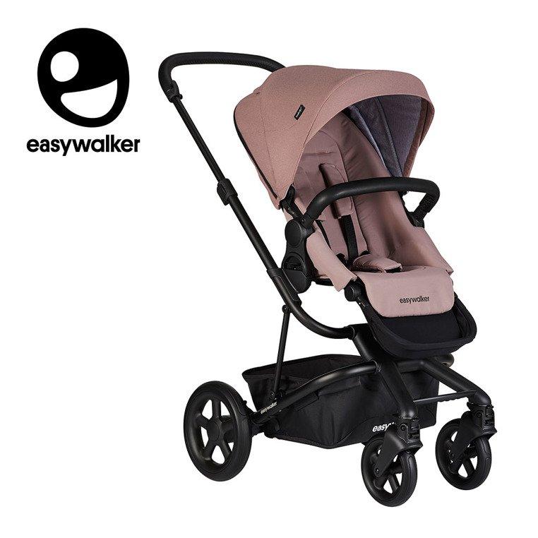 Easywalker Harvey² Wózek głęboko-spacerowy Desert Pink